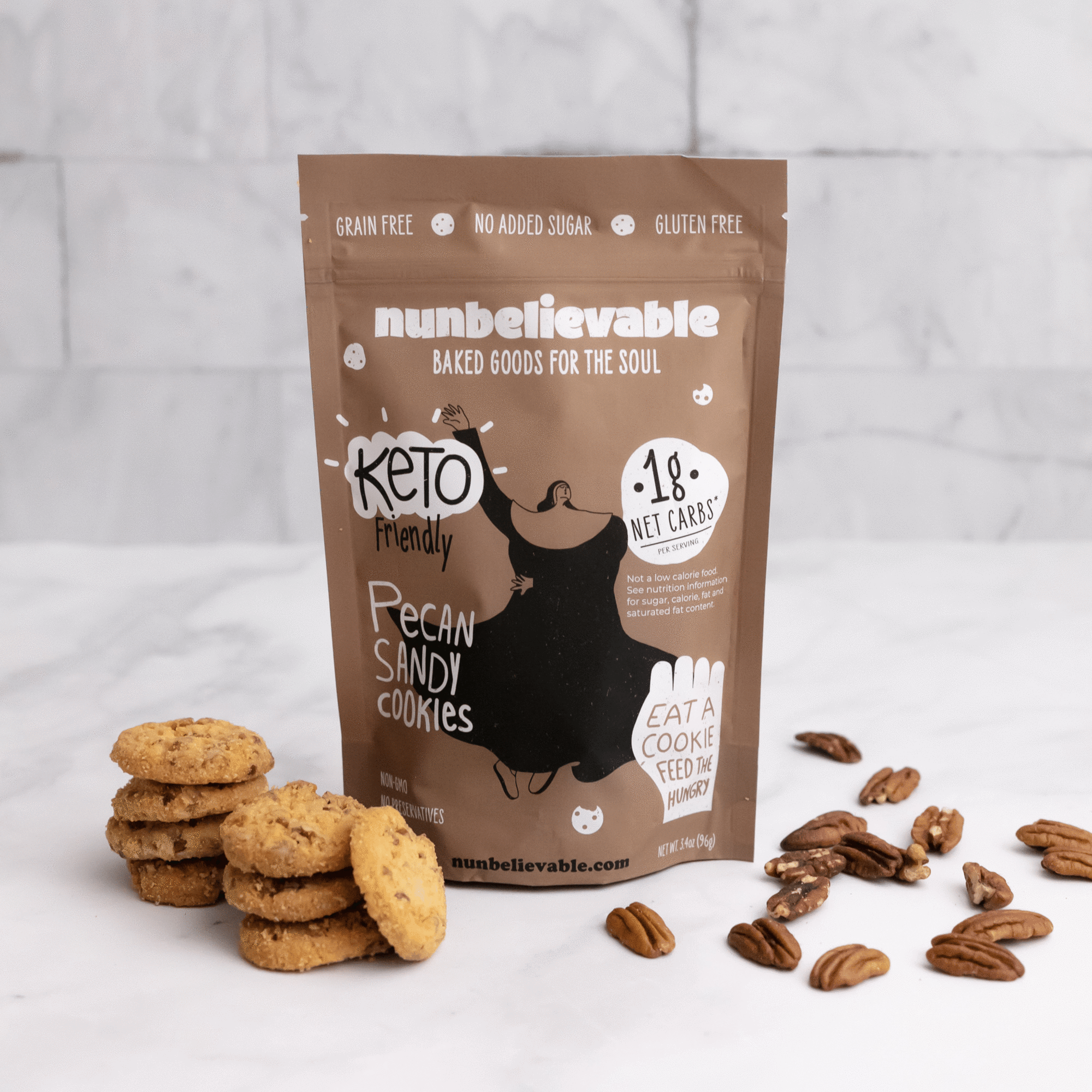 Handcrafted Thinslim Foods Keto Cookies